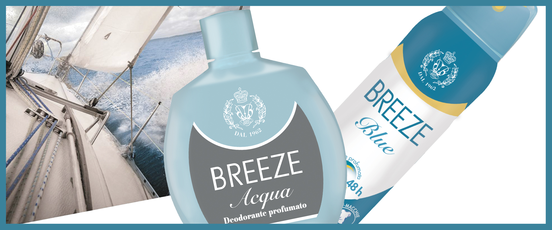 Breeze acqua blue